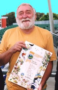 David Bellamy Gold Conservation Award